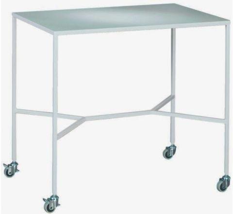 Prostokątny stół chirurgiczny do instrumentowania STL104 140x60cm
