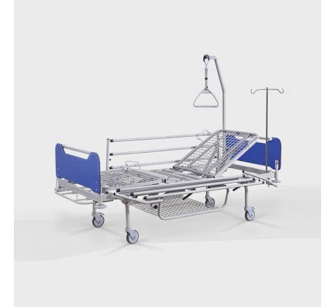 LP-01.4 Łóżko szpitalne rehabilitacyjne dwusegmentowe UBM