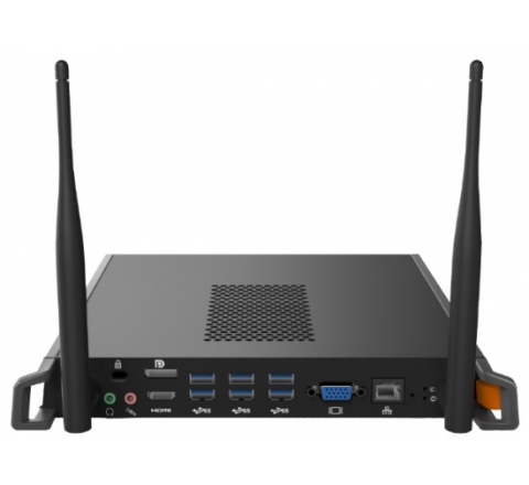Komputer do monitorów interaktywnych Avtek OPS Pro4K Celeron