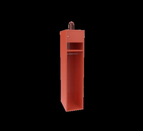 Szafa metalowa strażacka Sus 41 do przechowywania sprzętu