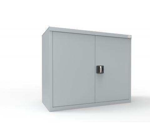 Metalowa nadstawka do szafy biurowej Sbm 802 Malow Rodo