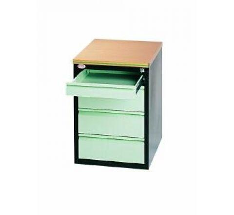 Kontener szafa pod biurko SZP 404 4 szuflady H 620 mm Malow