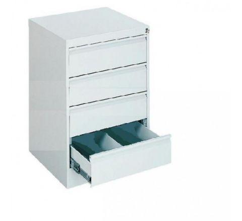 Metalowa szafa na kartoteki SZK 116 do 2 rzędów kwestionariuszy