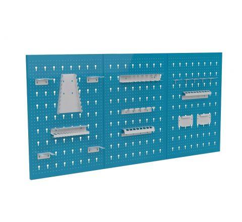 Ścianka narzędziowa ŚNN 300 5 haczyków 10 uchwytów wisząca Malow