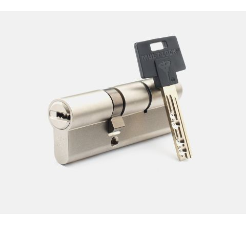 MUL-T-LOCK Classic Wkładka 80 MM 35/45 z pokrętłem