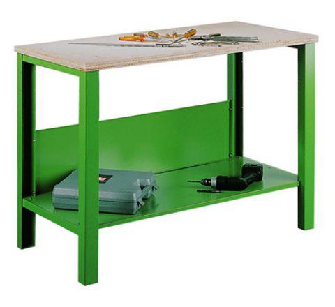 Metalowy stół warsztatowy slusarski STW321 120cm