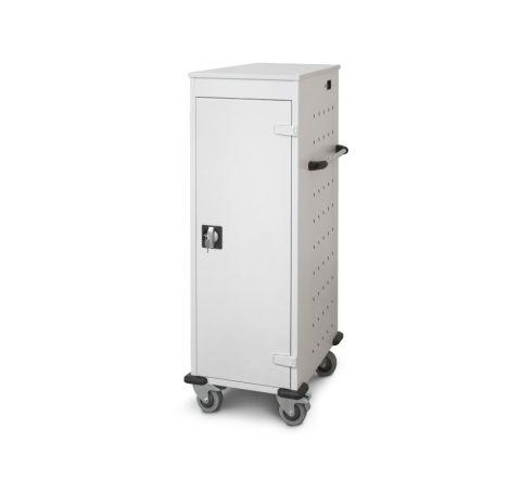 Mobilna szafka na laptopy WNL 110 Malow. Wózek na laptopy na kółkach