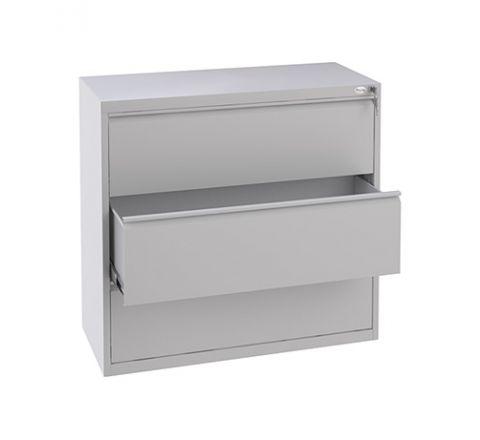 Metalowa szafa kartotekowa na kartoteki A4 100cm SKB210