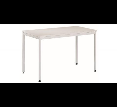 Prostokątne biurko stół biurowy STB101ST 800x600mm MALOW