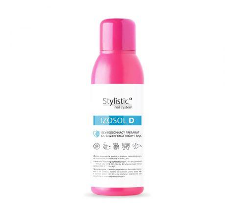 Płyn Izosol D preparat do dezynfekcji delikatny dla skóry 100ml