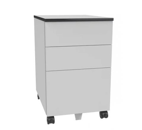 Kontener szafa pod biurko SZP 630 na kółkach 3 szuflady H 66 cm