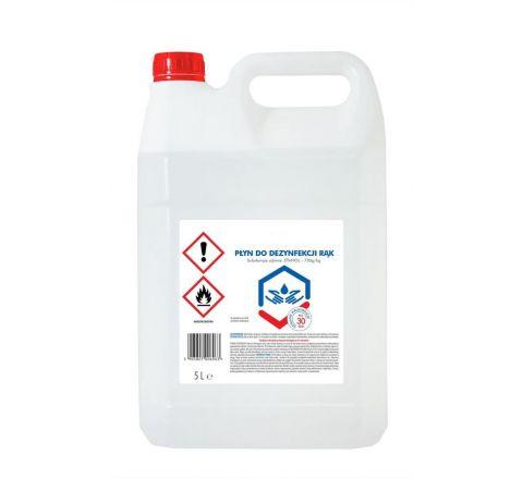 Płyn do dezynfekcji rąk 73% alkoholu 5L CRISS
