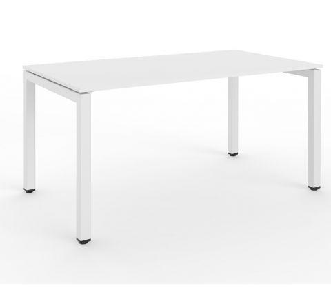 Biurko stół biurowy prostokątny STB1480ST 140x80cm MALOW