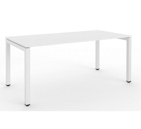 Biurko stół biurowy prostokątny STB1680ST 160x80cm MALOW