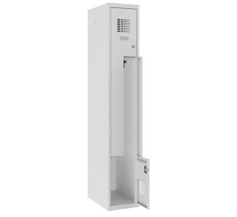 Szafa metalowa dla pracownika drzwi typu L , SUL 31Wst