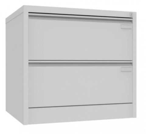 Metalowa szafa na kartoteki SZK 102 ST do urzędu i biura