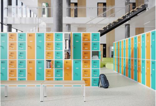 Szafki dla uczniów i ławki szkolne – wybieramy nowoczesne meble do szkół i przedszkoli