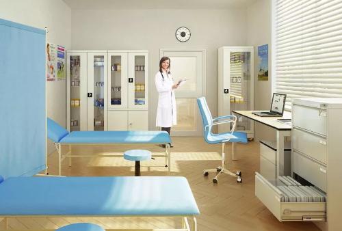 Meble medyczne – jak wyposażyć gabinet lekarski?