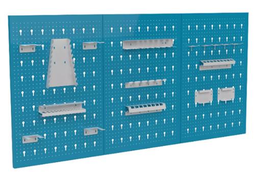 Ścianki warsztatowe- minimum miejsca, maksimum porządku