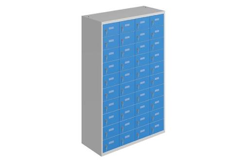 Dlaczego zawsze warto zakupić szafki skrytkowe w przypadku firmy?