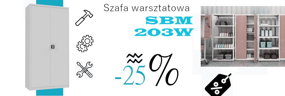 Promocja SBM 203W